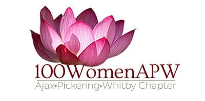 CHUCK-IT Removal Services Marketing Sponsor 100 Women Who Care Ajax Pickering Whitby